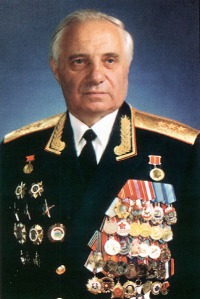 KGB officer