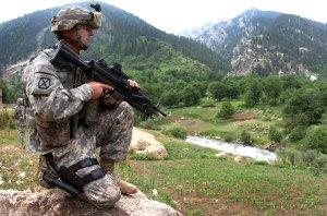 ACU in Afghanistan