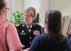 Ohio's Army National Guard Adjutant General