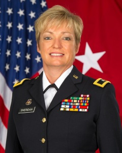 First female general in Louisiana Army National Guard note highest medal and all the state awards