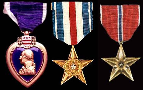 purple heart award meaning