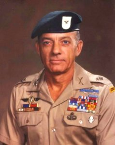 Colonel Mize Special Forces Commander in Vietnam