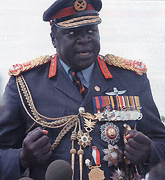 African President