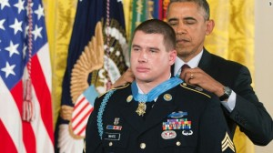 Most recent recipient of the Medal of Honor